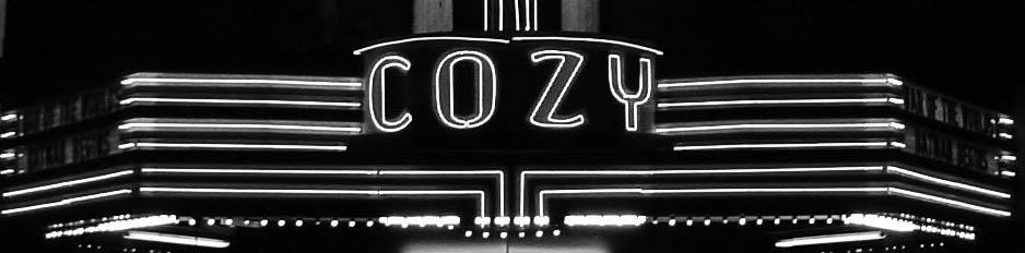 Cozy Tehatre Marquee