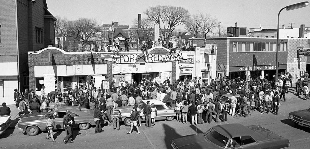 Dinkeytown Uprising